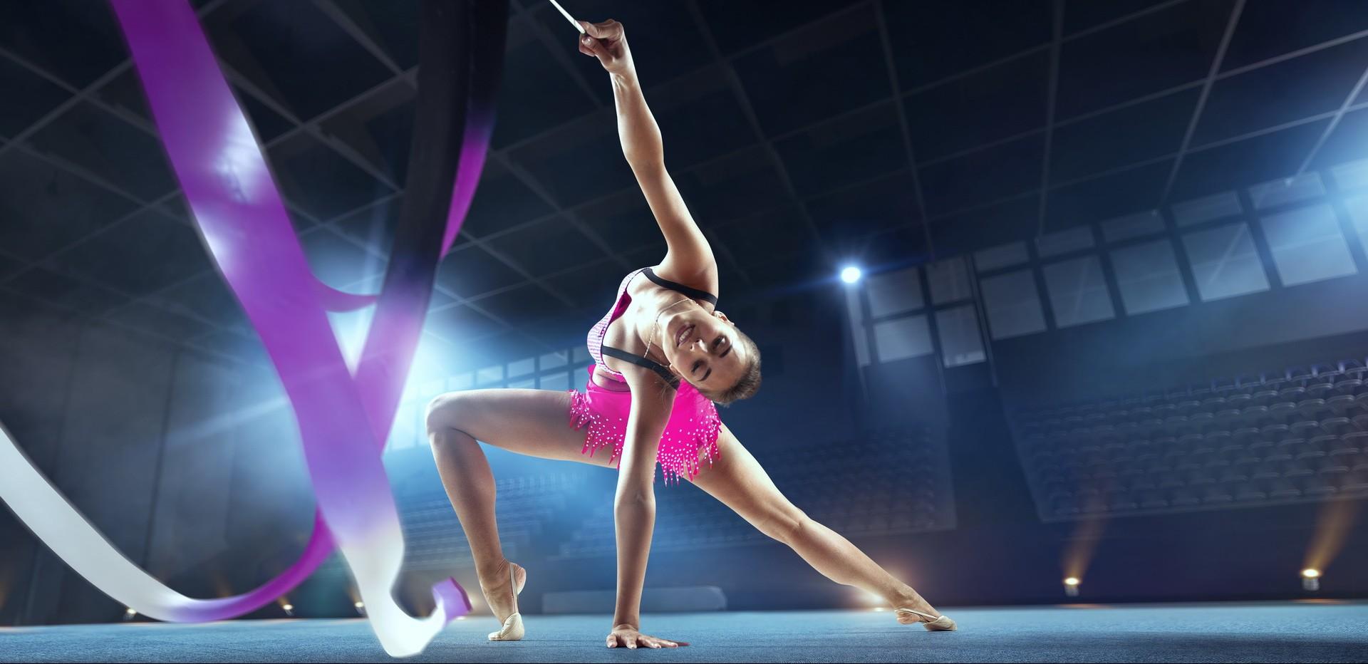 Художественная гимнастика для детей в Екатеринбурге ...